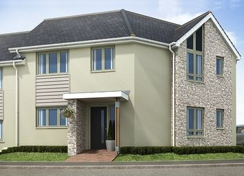 Thumbnail 3 bed semi-detached house for sale in The Exton, Plantation Way, Torquay, Devon