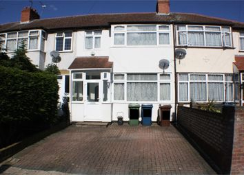 Thumbnail 3 bedroom terraced house for sale in Hogarth Road, Edgware, Middlesex