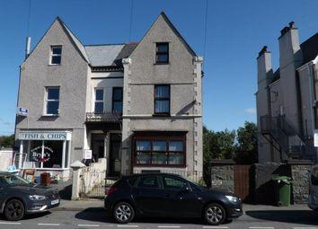 Thumbnail 5 bed semi-detached house for sale in Llanberis Road, Caernarfon, Gwynedd