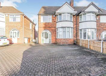 3 bed semi-detached house for sale in Moxhull Road, Kingshurst, Birmingham B37