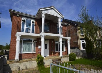 Thumbnail 5 bedroom detached house for sale in Uttoxeter Road, Longton, Stoke-On-Trent