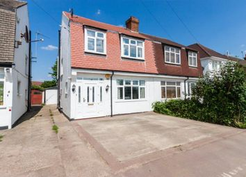 Thumbnail 3 bed semi-detached house for sale in Oxford Gardens, Denham