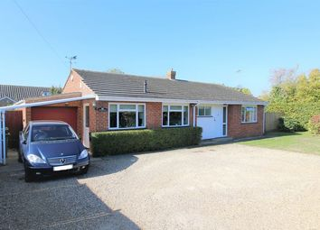 Thumbnail 3 bed detached bungalow for sale in Thame Road, Longwick, Princes Risborough