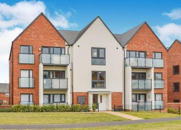 2 bed flat for sale in Cicero Crescent, Fairfields, Milton Keynes MK11