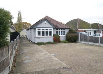 Thumbnail 3 bed detached bungalow for sale in Rawreth Lane, Rawreth, Wickford