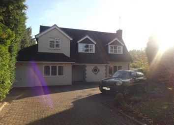 Thumbnail 3 bed detached house for sale in Darras Road, Darras Hall, Ponteland, Northumberland