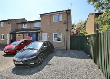 Thumbnail 2 bed end terrace house for sale in Nicholas Road, Beeston, Nottingham