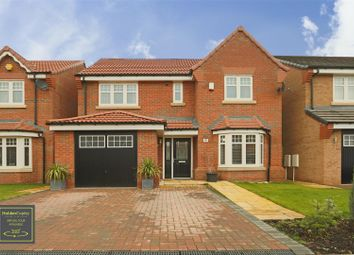 4 bed detached house for sale in Canberra Crescent, Hucknall, Nottinghamshire NG15