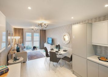 Thumbnail 3 bed flat for sale in Plot 69 Azura House, Meridian Waterside, Southampton