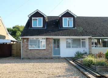 Thumbnail 5 bed semi-detached house for sale in Five Oaks, Caddington, Bedfordshire