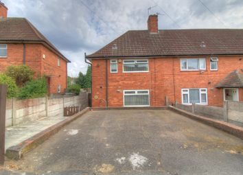 Thumbnail 3 bed end terrace house for sale in Longmead Drive, Daybrook, Nottingham
