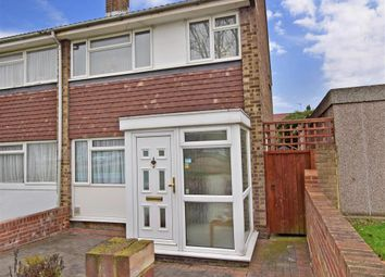 Thumbnail 3 bed end terrace house for sale in Sussex Close, Redbridge, Ilford, Essex