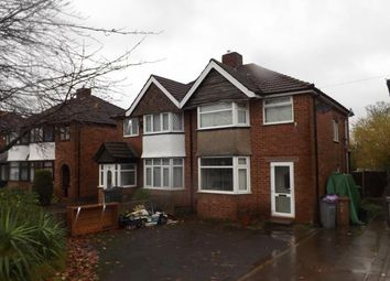 3 bed semi-detached house for sale in Cooks Lane, Birmingham, West Midlands B37