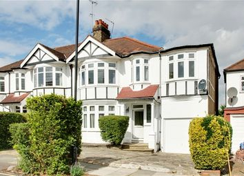 Thumbnail 5 bed semi-detached house to rent in Wynchgate, London