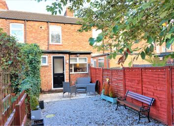 Thumbnail 2 bed terraced house for sale in Wainfleet Avenue, Cottingham