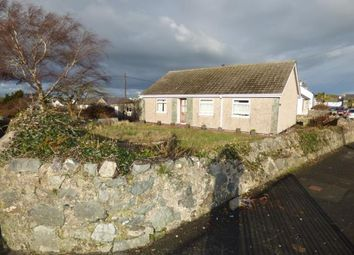 Thumbnail 3 bed bungalow for sale in Salem Street, Bryngwran, Holyhead, Sir Ynys Mon