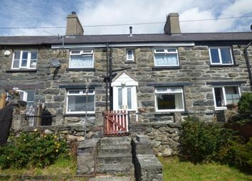 Thumbnail 2 bed terraced house for sale in Penybryn Terrace, Carneddi, Bethesda, Bangor