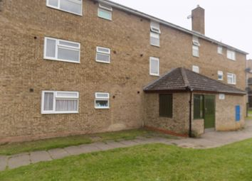 Thumbnail 2 bed flat to rent in Morris Close, Luton, Bedfordshire