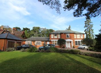 Thumbnail 6 bed detached house to rent in Coombe Hill Road, Coombe, Kingston Upon Thames