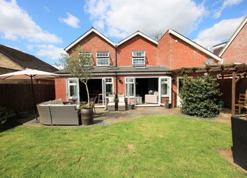 Thumbnail 4 bed detached house for sale in Gorley Road, Ringwood