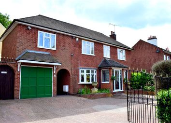 Thumbnail 4 bed detached house for sale in Lutterworth Road, Attleborough, Nuneaton, Warwickshire