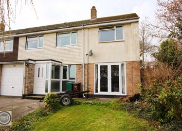 Thumbnail 5 bed semi-detached house for sale in Parkway, St Austell