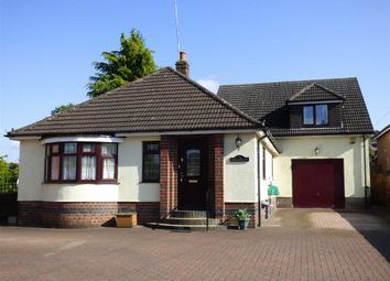 Thumbnail 4 bed detached bungalow for sale in Badby Road West, Daventry