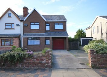 Thumbnail 4 bed semi-detached house for sale in Sunny Road, Churchtown, Southport