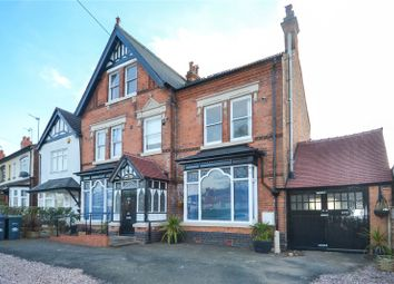 Thumbnail 4 bed semi-detached house for sale in Stratford Road, Hall Green, Birmingham