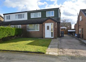 Thumbnail 4 bed semi-detached house to rent in Walmsley Avenue, Rishton, Blackburn