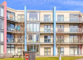 Thumbnail 1 bed flat for sale in Hayes Road, Penarth