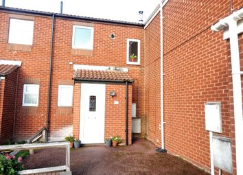 Thumbnail 4 bed terraced house for sale in Airedale, Worksop, Notts