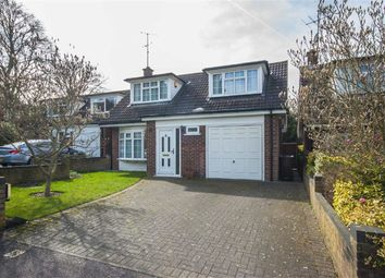 Thumbnail 3 bed detached house for sale in Beechwood Close, Hertford, Herts