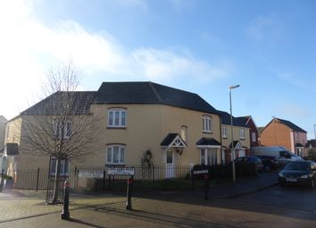 Thumbnail Semi-detached house for sale in Sunflower Way, East Anton, Andover