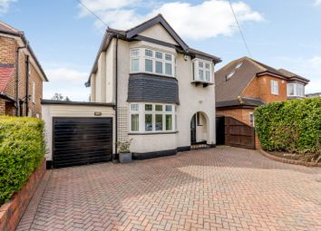 Thumbnail 3 bed detached house to rent in Broadfields, East Molesey