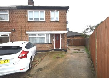 Thumbnail 1 bed flat to rent in Craven Close, Hayes