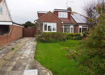 Thumbnail 4 bedroom bungalow to rent in Wiston Avenue, Broadwater, Worthing
