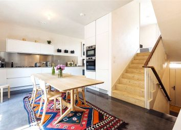 Thumbnail 3 bed terraced house to rent in Shepherdess Walk, London