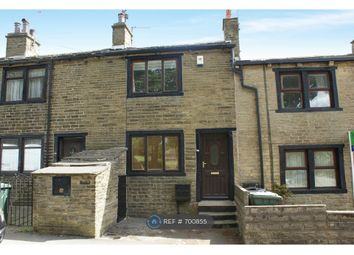 Thumbnail 1 bed terraced house to rent in Daisy Hill Lane, Bradford