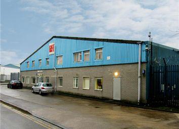 Thumbnail Warehouse for sale in Distribution Centre-Palmer & Harvey Mclane-Former, Moorlands Industrial Estate, Channon Road, Saltash, Cornwall, UK