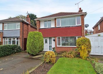 Thumbnail 3 bedroom detached house for sale in Bracadale Road, Rise Park, Nottingham