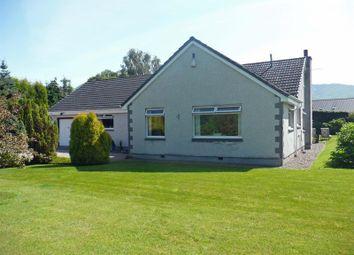 Thumbnail 4 bed detached bungalow for sale in Inverroy, Roy Bridge, Spean Bridge