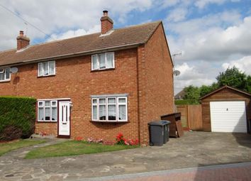 Thumbnail 3 bed semi-detached house for sale in Strangers Close, Canterbury, Kent