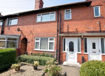Thumbnail 3 bed terraced house for sale in Broom Walk, Scarborough, North Yorkshire
