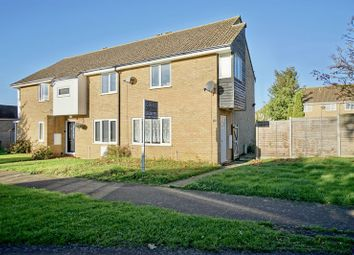 Thumbnail 3 bedroom end terrace house for sale in Otter Way, Eaton Socon, St. Neots