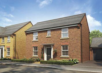 "Thumbnail 3 bed end terrace house for sale in ""Hadley"" at Fen Street, Wavendon, Milton Keynes"