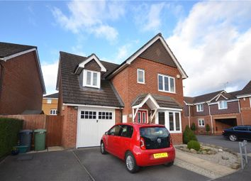 Thumbnail 3 bedroom detached house for sale in Forfield Drive, Beggarwood, Basingstoke