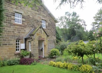 Thumbnail 3 bed semi-detached house for sale in Station Cottages, Ashbourne Road, Belper
