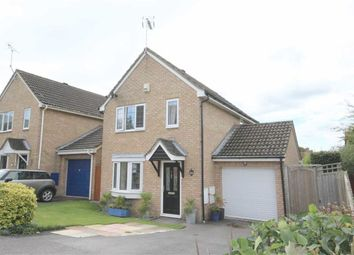 Thumbnail 3 bedroom detached house for sale in Heathcote Close, Swindon, Wiltshire