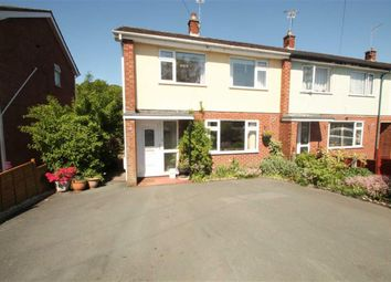 Thumbnail 3 bed end terrace house to rent in Langland Road, Oswestry